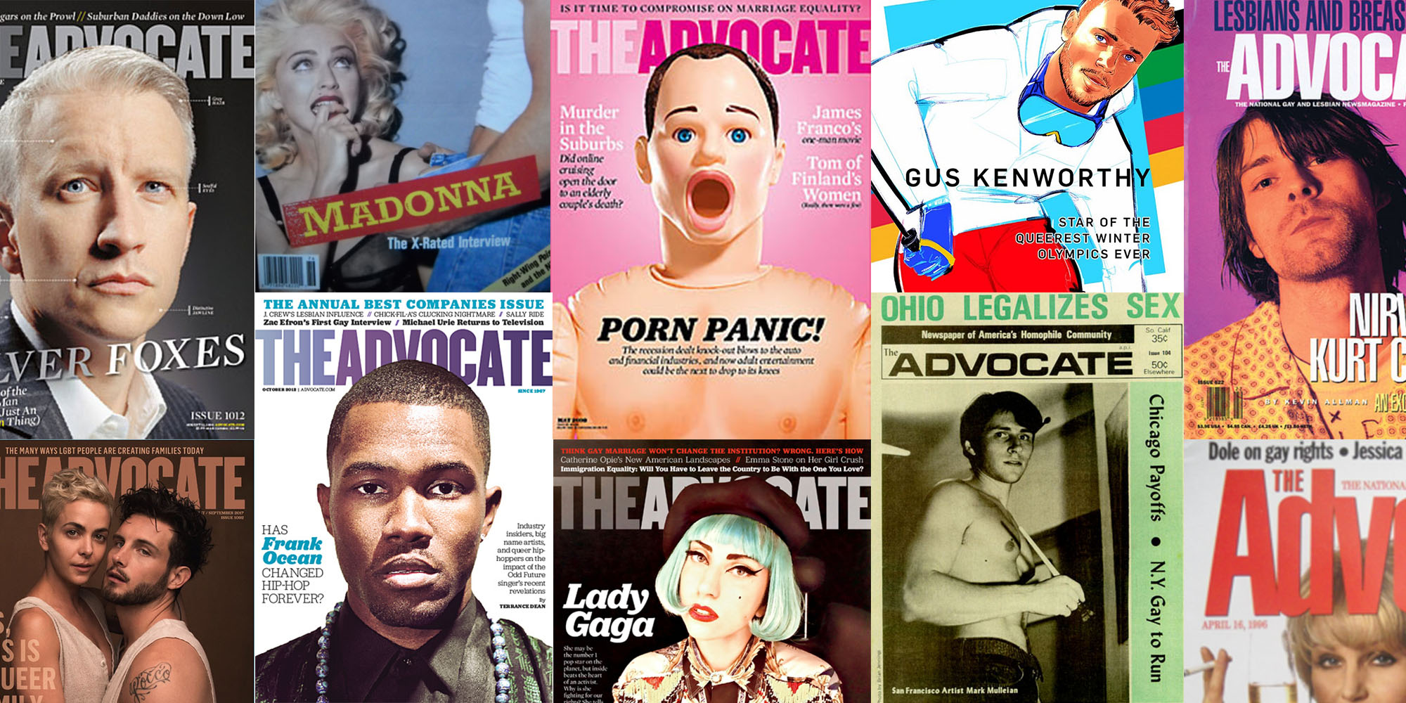 The Daily Sting, Friday: 'The Advocate' Now Owned by a GOP Supporter, Rihanna Declines Super Bowl