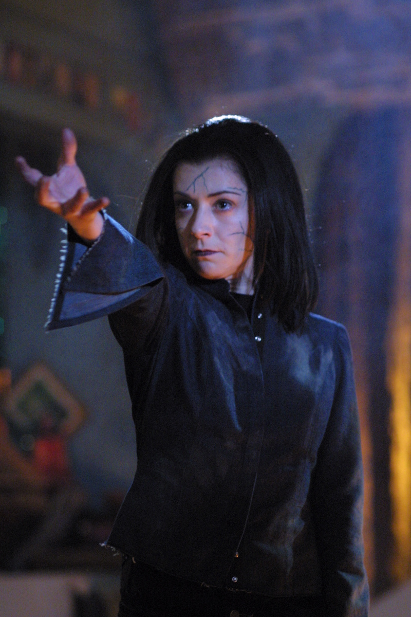 TV witches willow