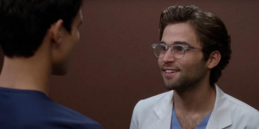 «Grey's Anatomy»: L'acteur fait son coming-out en même temps que son personnage