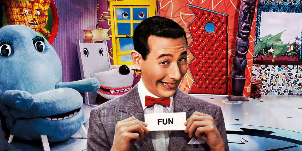 'Pee-wee's Playhouse' Is Returning to Saturday Morning TV, Where It Belongs!