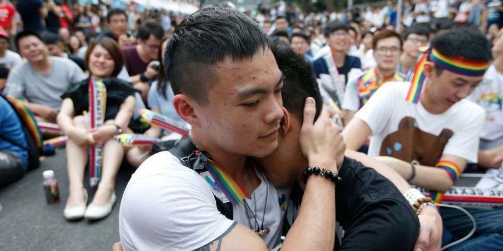 The People of Taiwan Just Voted to Reject Gay Marriage in Today's Public Referendum