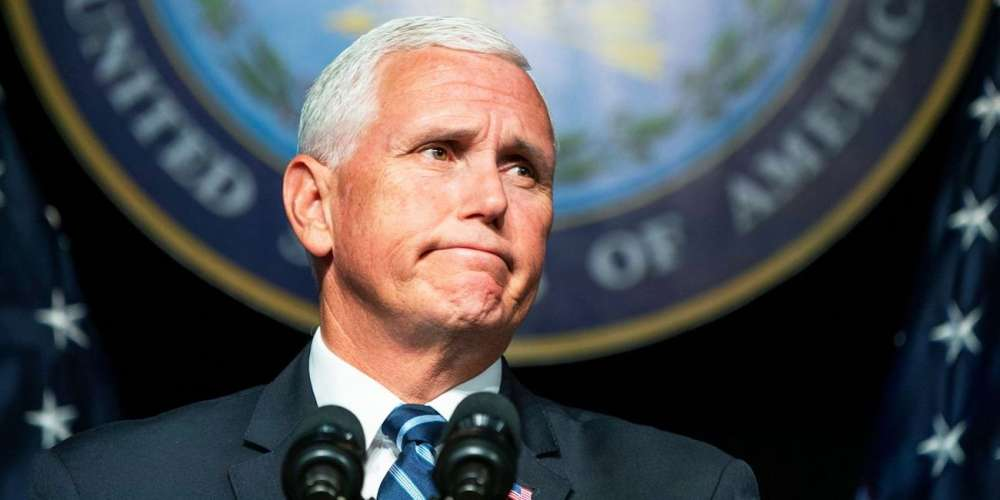 Mike Pence Has a Lot of Nerve Even Uttering the Words 'World AIDS Day'