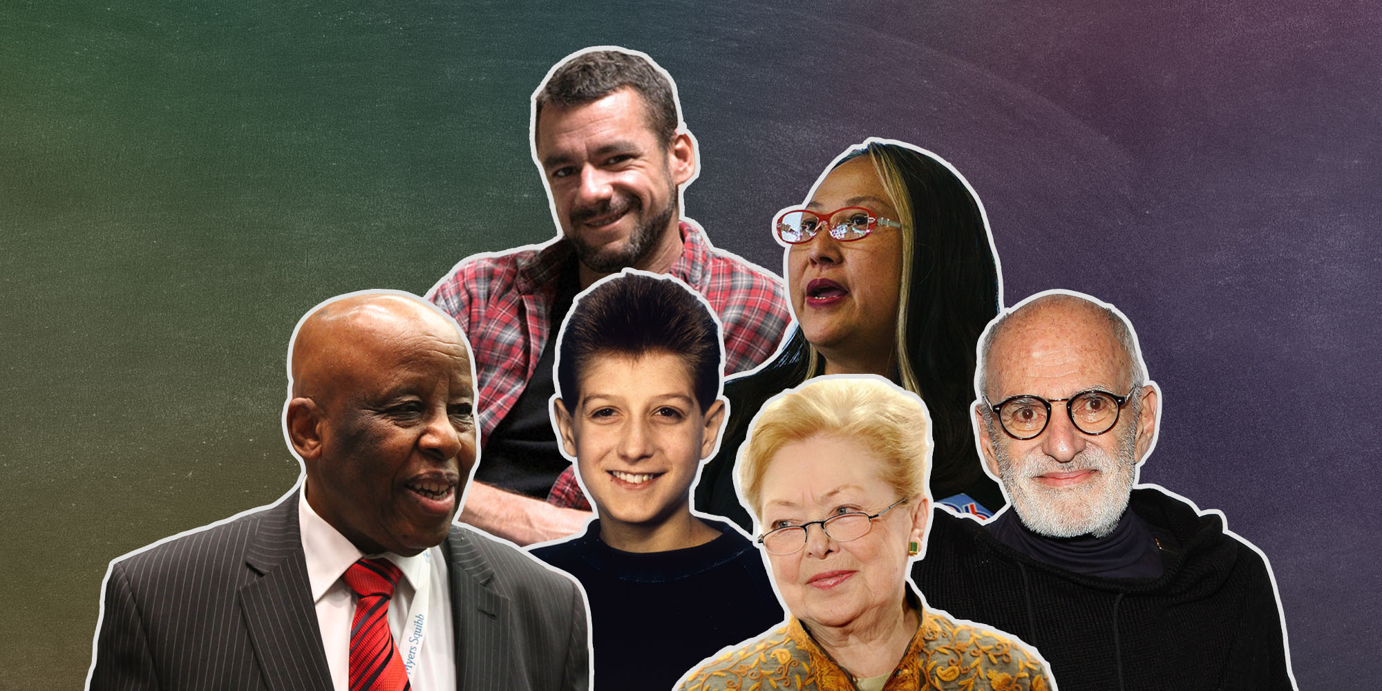 Profiles in Courage: Here Are 6 Frontline Warriors in the Fight to End HIV