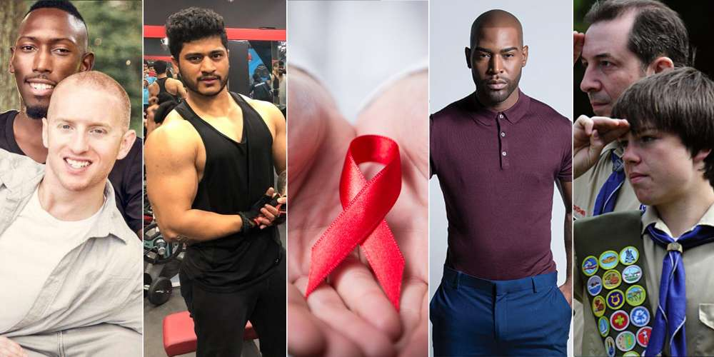 The Daily Sting, Friday: Trump Extends HIV Funding, Asia's First Trans Bodybuilding Contest