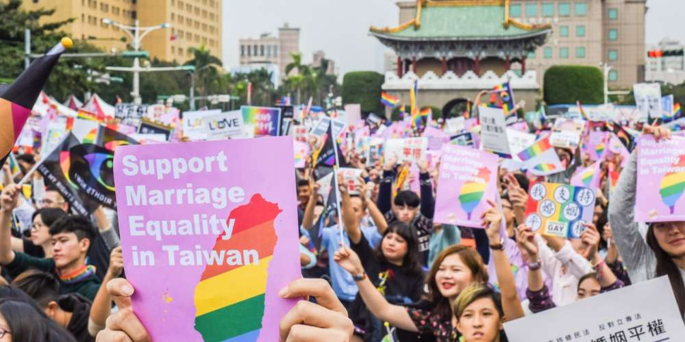 Despite Marriage Equality on Track in Taiwan, LGBTQ Liberation Still Has a Long Way to Go in Asia