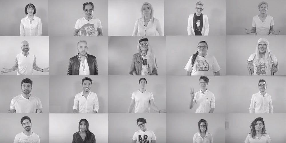 Personalidades y Activistas LGBT Hacen un Llamado en Contra de las Terapias de Conversión