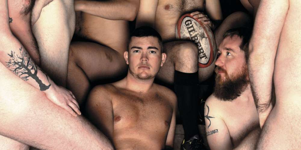 Naked Rugby Players Removed From Facebook for 24 Hours for Promoting New Calendar