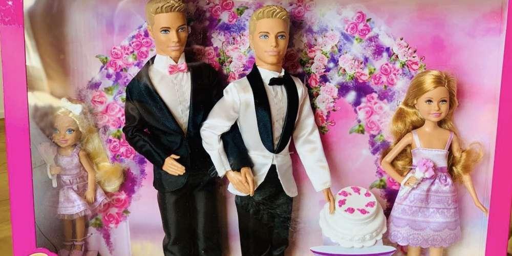 Could Mattel Soon Be Offering a Same-Sex Barbie Wedding Set?