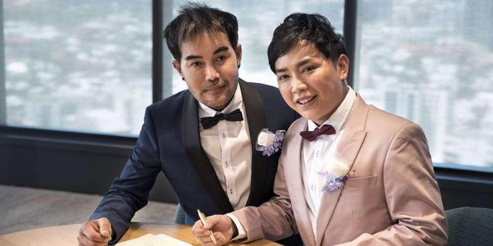 La Thaïlande s'apprête à adopter l'union civile pour les couples homos