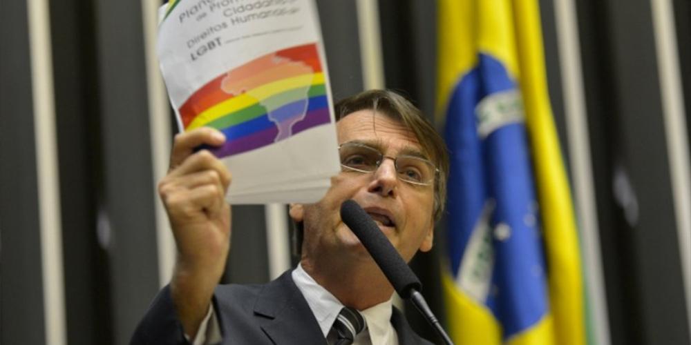 Medida Provisória assinada por Bolsonaro exclui direitos específicos aos LGBT