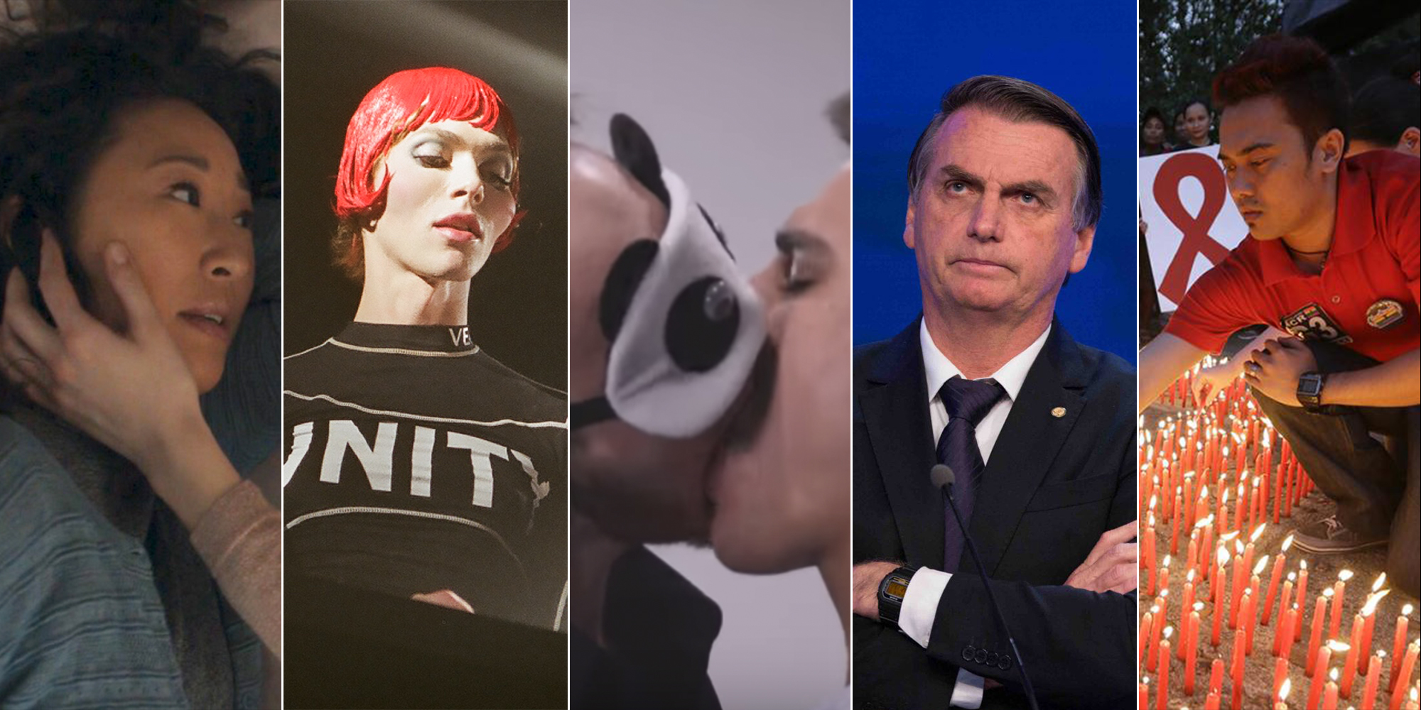 The Daily Sting, Thursday: Super Queer Coachella Lineup Announced, Russia Bans Kissing Video
