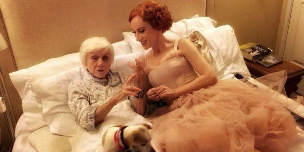In Heartbreaking Series of Tweets, Kathy Griffin Reveals Her Mom, Maggie, Has Dementia