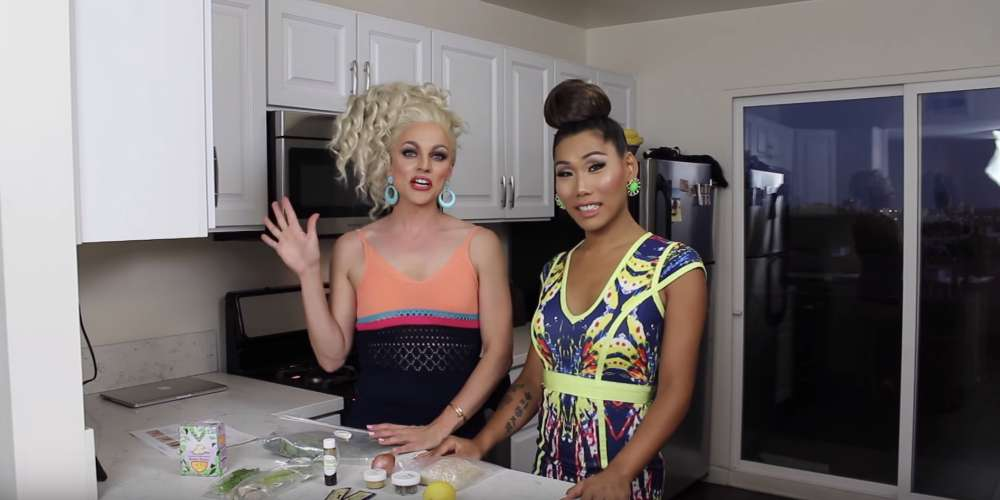 Courtney Act Has No Time for Gia Gunn's Blissful Ignorance About U.S. Politics