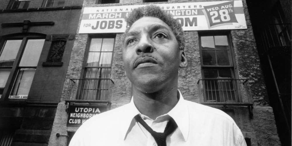 American Civil Rights Leader Bayard Rustin on the 'Absolute Necessity' to Be Openly Gay