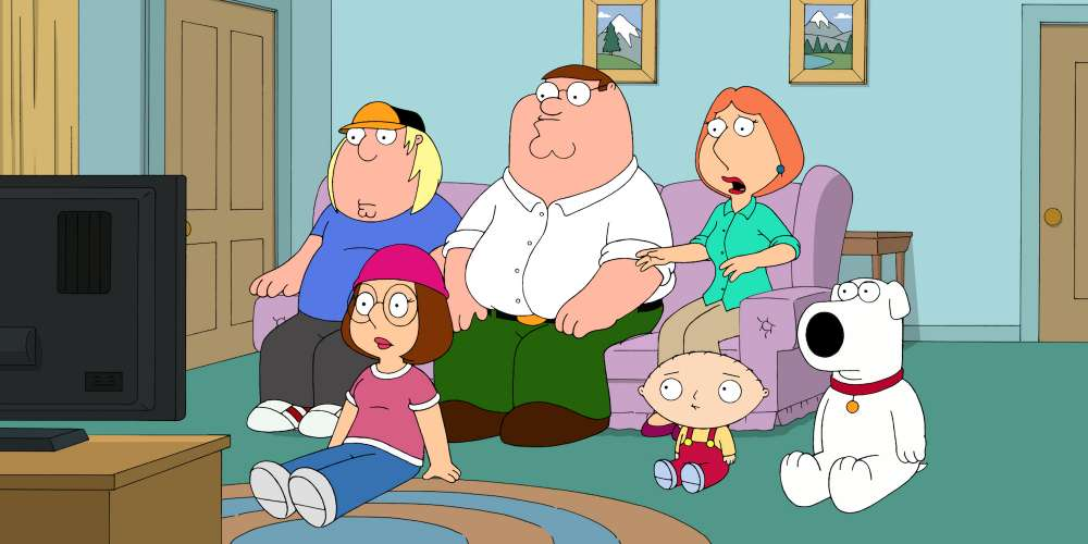 'Family Guy' Has Decided to Phase Out Gay Jokes, Citing a Different Social Climate