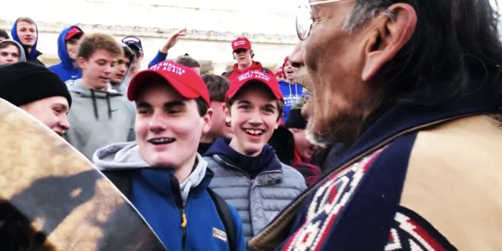 This Gay Twitter User Shares His Personal Experiences With the Students of Covington Catholic