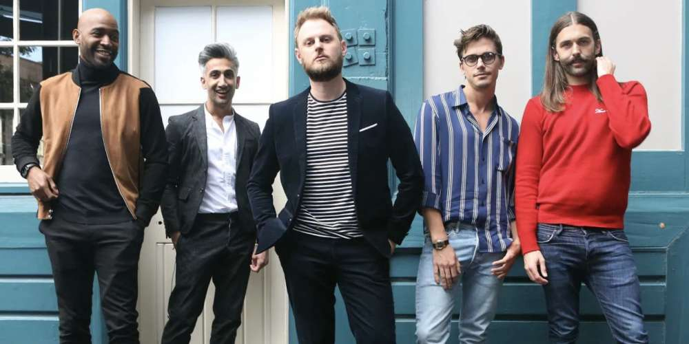 The 'Queer Eye' Fab Five Are Heading to Japan for a 4-Episode Miniseries