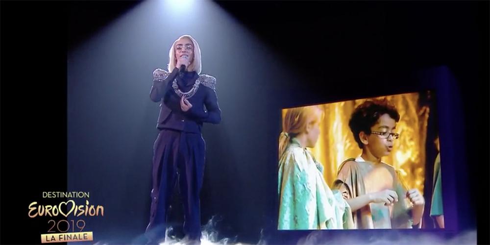 Bilal Hassani représentera la France à l'Eurovision 2019