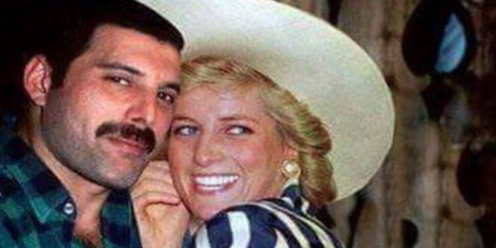 At Sunday's SAG Awards, Rami Malek Told Our Favorite Freddie Mercury & Princess Diana Story