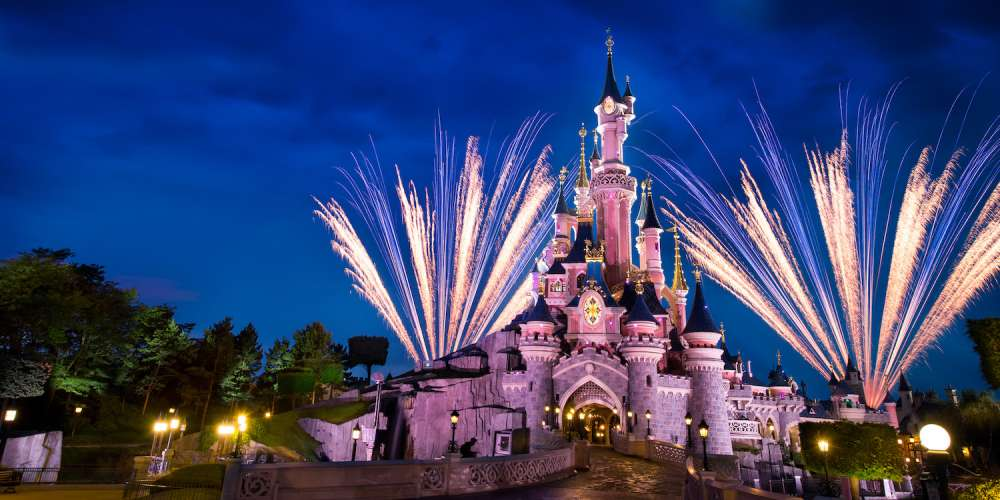 For the First Time Ever This June, an Official Pride Event Will Take Place at Disneyland Paris