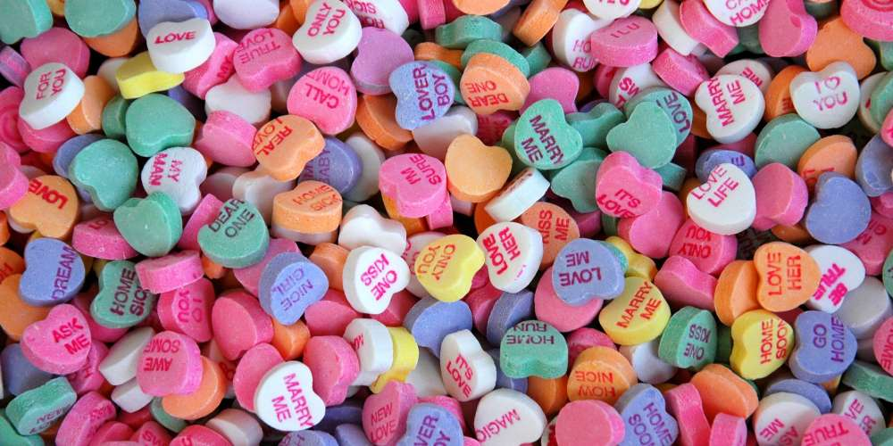 Valentine's Day Just Won't Be the Same Without Necco's Candy Conversation Hearts