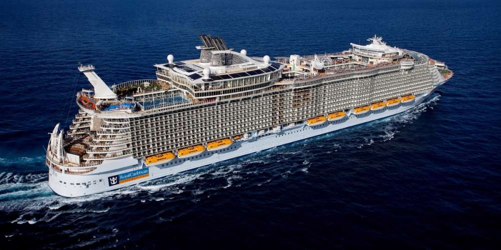 Two Guys Were Arrested Trying to Smuggle MDMA, GHB and Ketamine Onto a Gay Caribbean Cruise