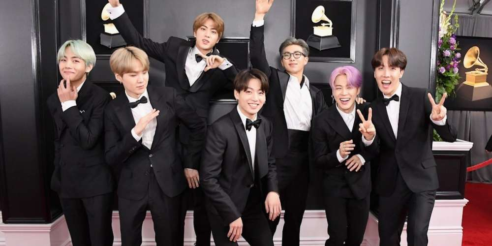 From Hip-Hop to K-Pop, These Were the Night's Best Dressed Grammys Men