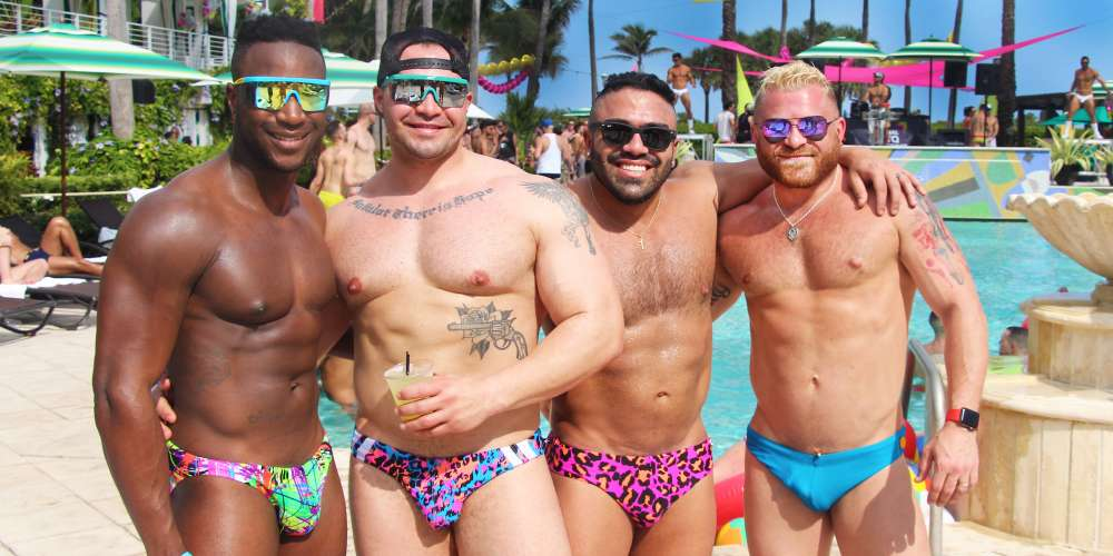 Here's How to Party in Miami for a Week While Raising Funds for LGBTQ Causes (Photos)
