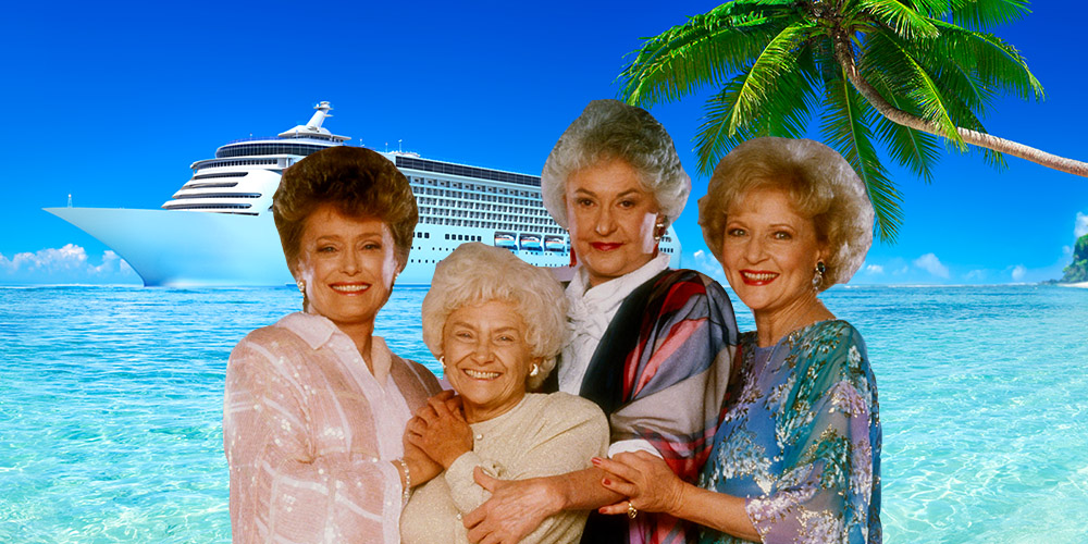 Grey Hair on the Deep Blue: A Golden Girls Cruise of the Caribbean Is Coming!
