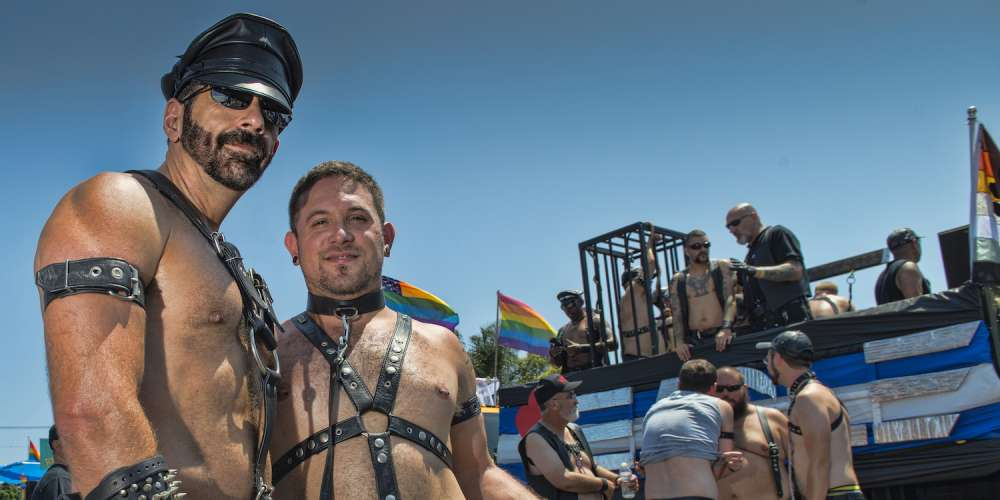 San Francisco Is Getting an Official 'Leather-Themed Plaza' in Its SoMa Neighborhood