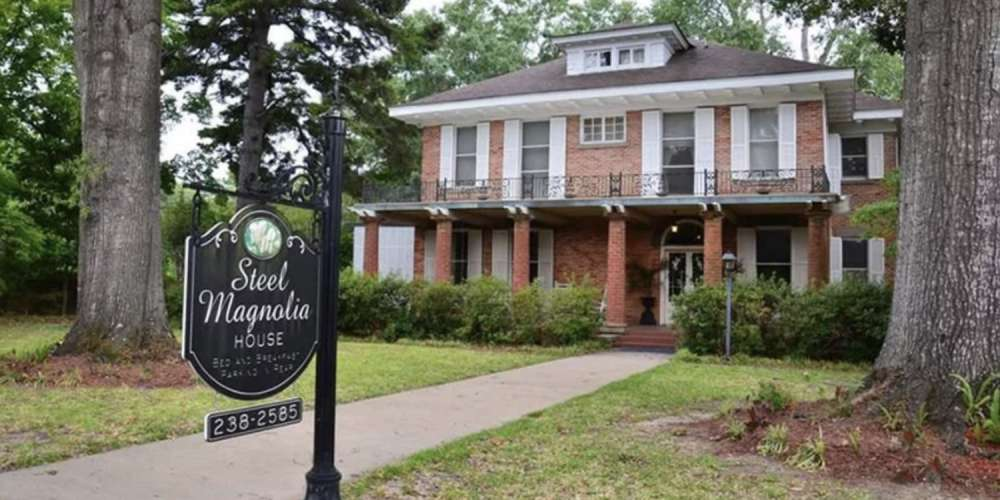 The Perfect Gaycation: A Weekend at the 'Steel Magnolias' House in Louisiana, Now a B&B