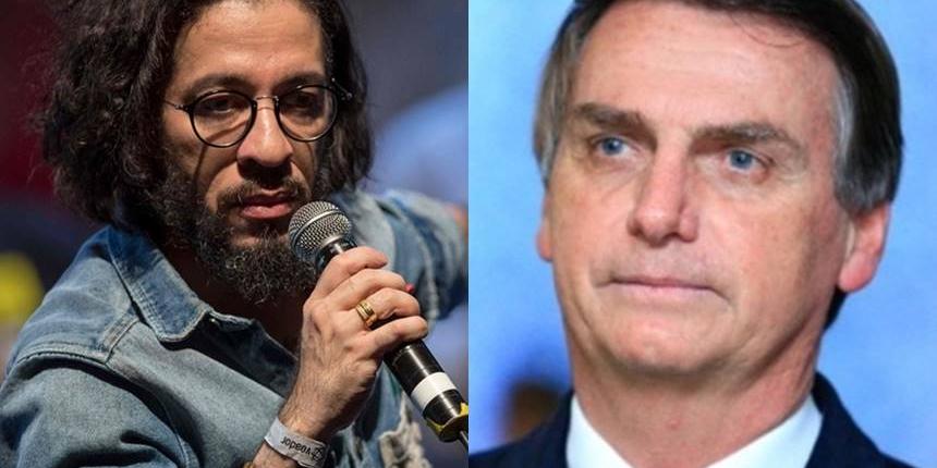 """Justiça inocenta Jean Wyllys por ter chamado Bolsonaro de """"fascista"""", """"burro"""" e """"corrupto"""""""
