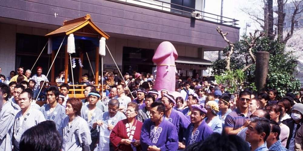 Este año se celebra el 51 aniversario del Festival del Pene de Japón. Esto es lo que necesita saber.
