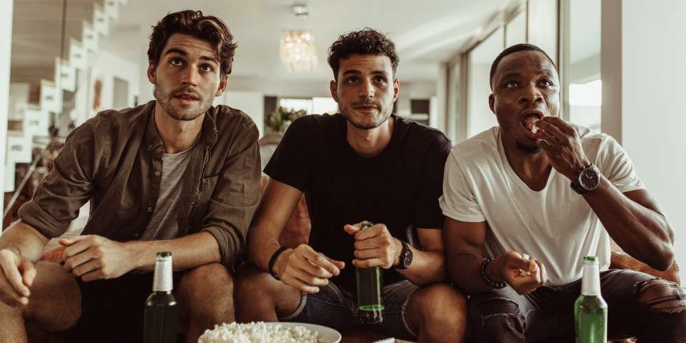 Let's Take a Look at the Reasons Some Straight Men Enjoy Group Masturbation