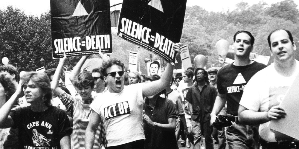ACT UP Was Unofficially Founded 34 Years Ago, Changing the Face of Queer Activism