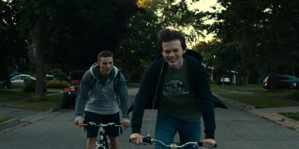 The New Film 'Giant Little Ones' Offers a Fresh Take on High School 'Gay Panic'