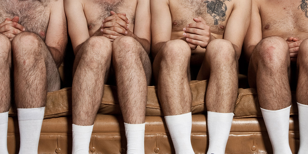 Here's What Went Down During My First Visit to a Jerk-Off Club