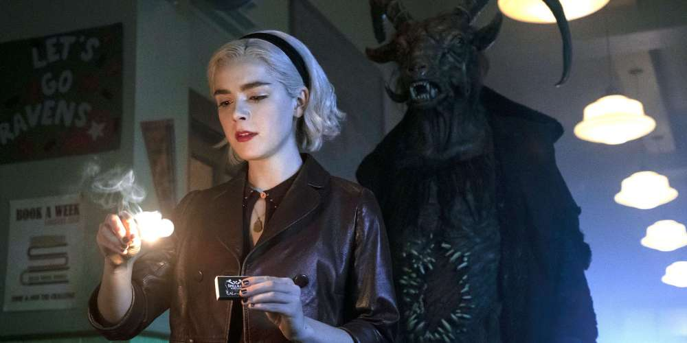 'ChAOS' Season 2 Will Feature a More Powerful Sabrina, Werewolves and a Sexy Satan