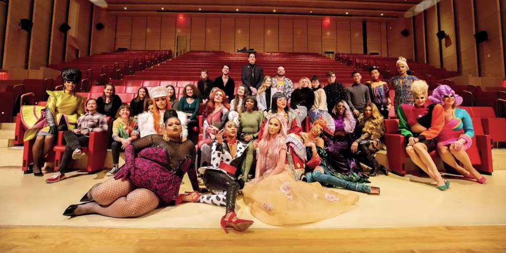The 'Drag Race' Season 11 Cast Stopped by This College Course Dedicated to the Show's Impact