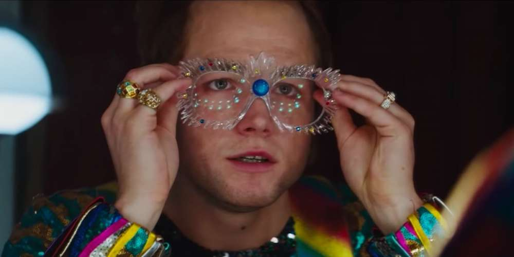 Last Night the Stars of Elton John Biopic 'Rocketman' Attended the Film's First Public Preview