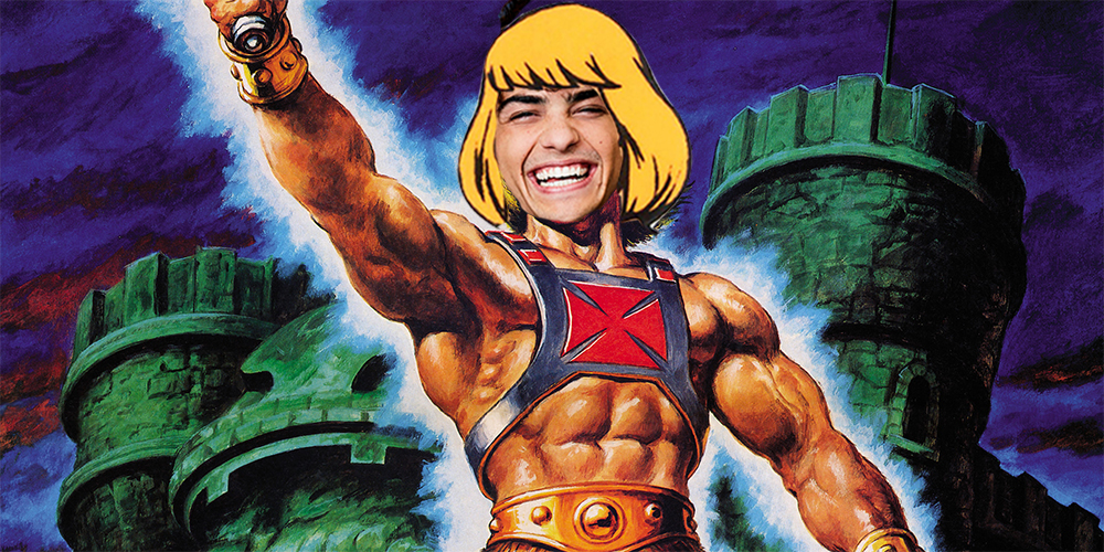 Confirmed: Noah Centineo Will Play He-Man in the Upcoming Live-Action Movie