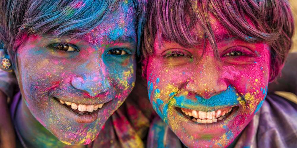Everything You Should Know About Holi, the Hindu Festival of Color