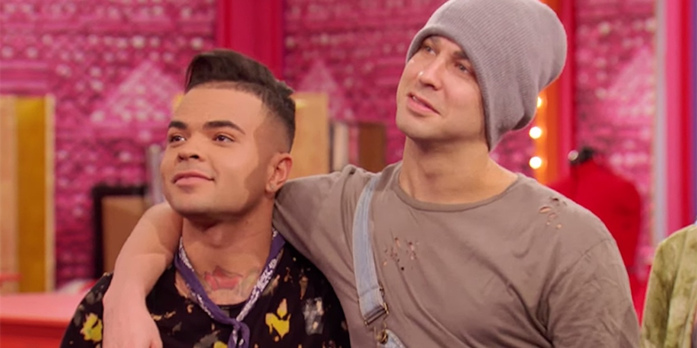 'RuPaul's Drag Race' Fans Are Finally Getting Their First-Ever Werkroom Romance