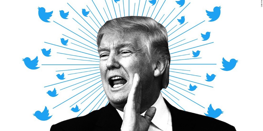 Twitter Contemplates a New Label for Trump's Tweets: 'Important But Offensive'