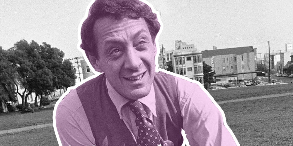 Harvey Milk Is the Latest Hero to Have His Face Appear on a Norwegian Airplane Tail