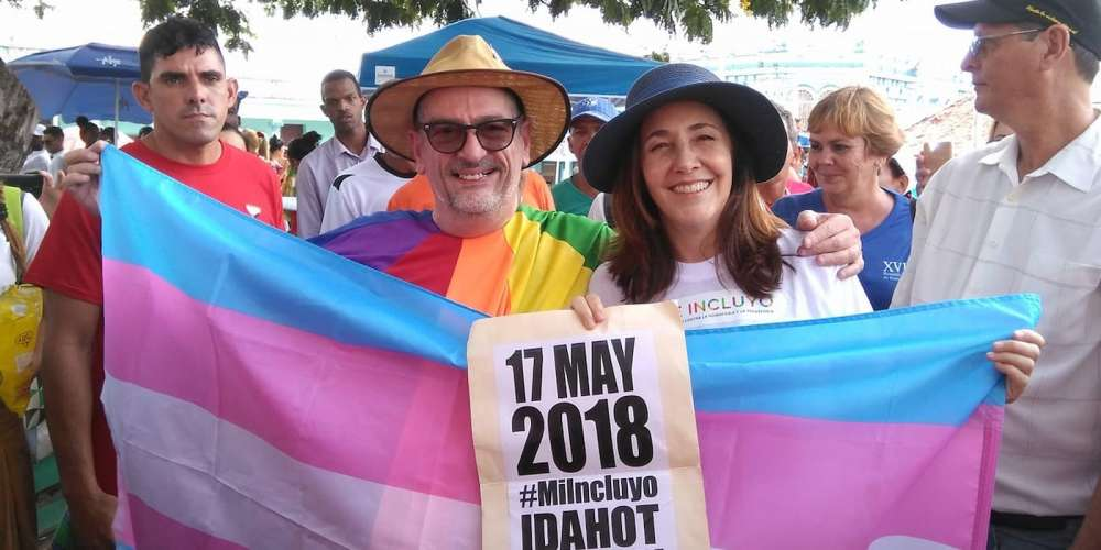 This Rainbow-Loving American LGBT Activist Has Been Denied Entry by Cuba's Government