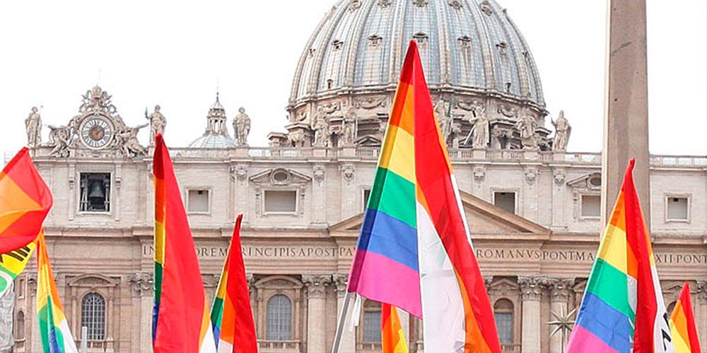 La Comunidad Gay Asiste al Vaticano por Primera Vez