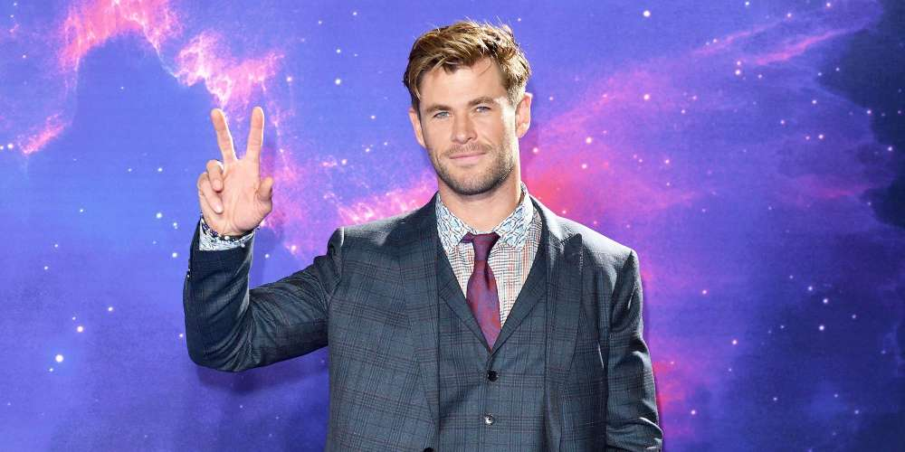 This 2015 Clip of Chris Hemsworth Is All the Proof We Need That He's the Best Dad Ever