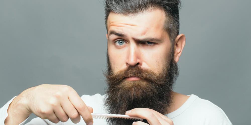 Estudo revela que barba cheia pode estar ligada a testículos menores