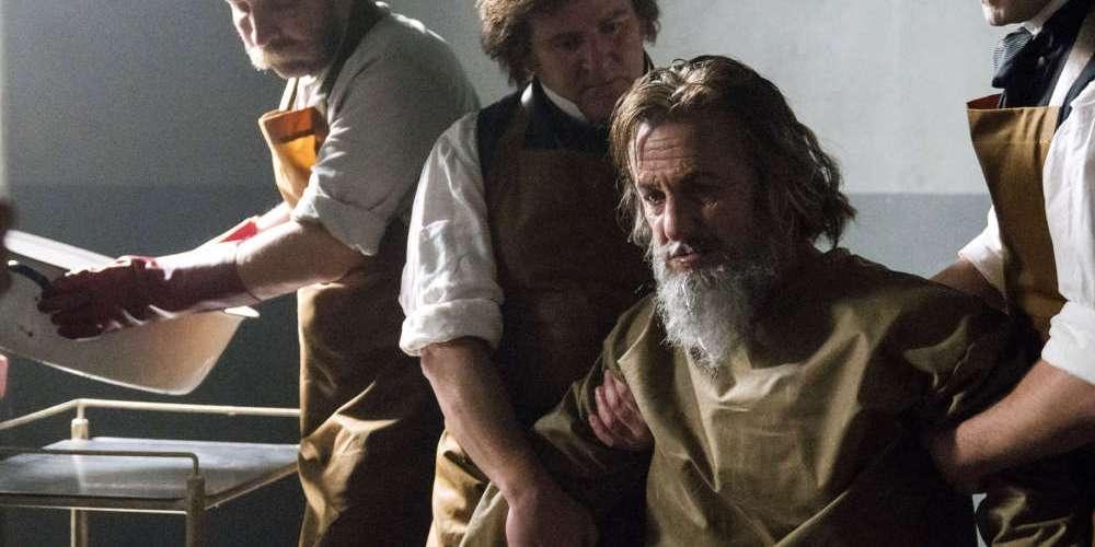西恩潘《牛津解密》揮刀自宮 從影以來最犧牲的演出